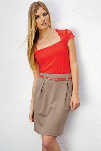 модели юбок для женщин с выступающим животом13