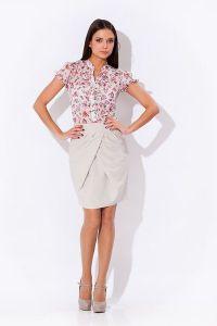 модели юбок для женщин с выступающим животом15