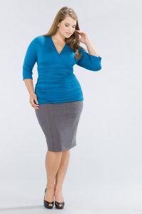 модели юбок для женщин с выступающим животом2