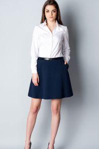 модели юбок для женщин с выступающим животом5