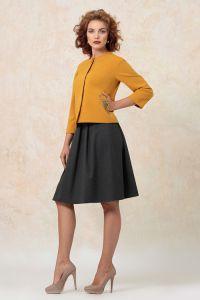 модели юбок для женщин с выступающим животом6