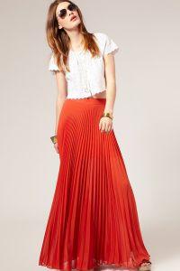 модели юбок для женщин с выступающим животом7