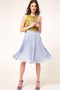 модели юбок для женщин с выступающим животом8