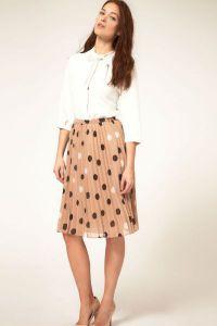 модели юбок для женщин с выступающим животом9