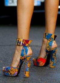 модная обувь весна 2015 10