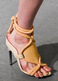 модная обувь весна 2015 15