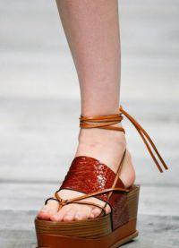 модная обувь весна 2015 19