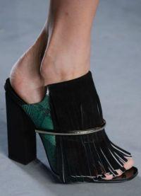 модная обувь весна 2015 2