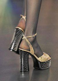 модная обувь весна 2015 23