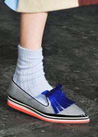 модная обувь весна 2015 5