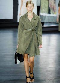 модная верхняя одежда весна 2015 11
