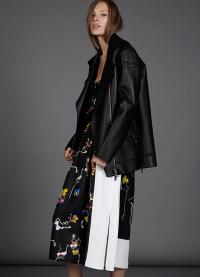 Модные кожаные куртки 2015 11