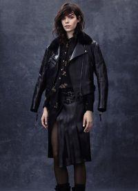 Модные кожаные куртки 2015 12