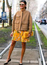 Модные образы весна лето 2015 7