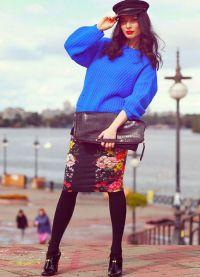 Модные образы весна лето 2015 9