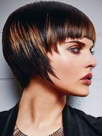 Модные оттенки волос 2015 18