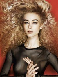 Модные оттенки волос 2015 6