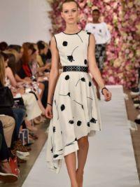 Модные платья весна 2015 10