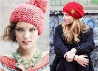 модные шапки для подростков 1