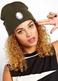модные шапки для подростков 6