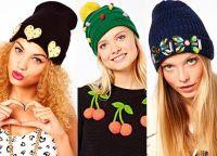 модные шапки для подростков 8