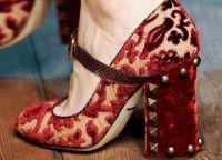 модные туфли 2015 4