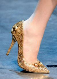 модные туфли весна 2015 2