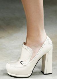 модные туфли весна 2015 3