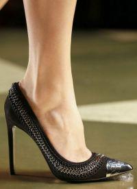 модные туфли весна 2015 4