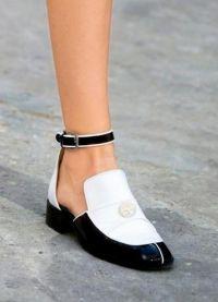 модные туфли весна 2015 7