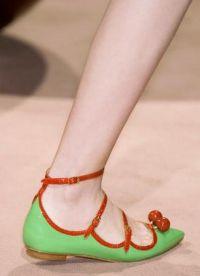 модные туфли весна 2015 8