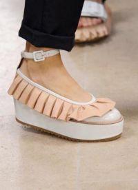 модные туфли весна 2015 9