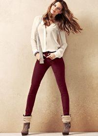 модные женские брюки весна 2015 1
