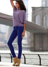модные женские брюки весна 2015 2