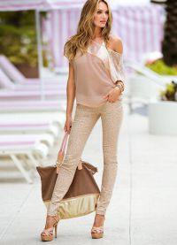 модные женские брюки весна 2015 3