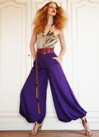 модные женские брюки весна 2015 4