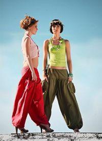 модные женские брюки весна 2015 6