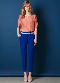 модные женские брюки весна 2015 8