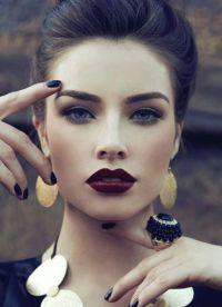 модный цвет помады 2015 11