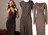 Трикотажные платья 2013 стали одной из главных тенденций предстоящего.