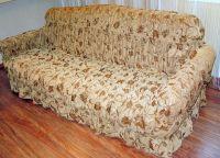 Накидка на диван19
