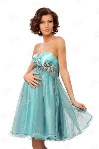 нарядные платья для беременных 4