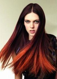 балаяж волос 5