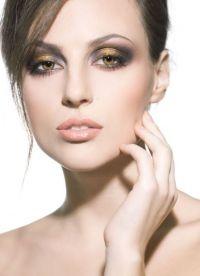 греческий макияж 9
