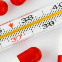 Температура тела 39 без симптомов у взрослого