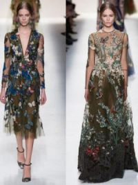 Новые модели платьев 2015 16