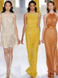 Новые модели платьев 2015 18