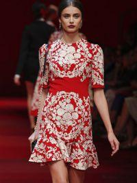 Новые модели платьев 2015 2