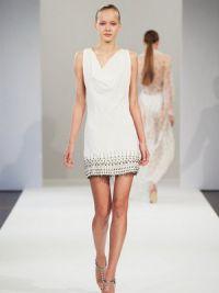Новые модели платьев 2015 8