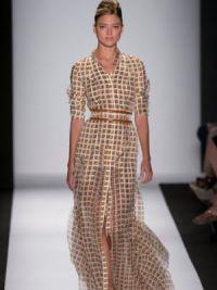 Новые модели платьев 2015 9